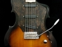 #47 Tobacco Burst Violin