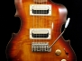 #48 Bourbon Burst Violin
