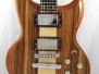 #3 Zebrawood Neck Thru